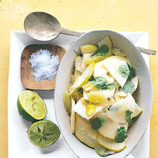 Pear-and-Jicama Salad