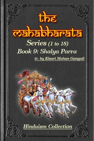 The Mahabharata Book 9 Shalya