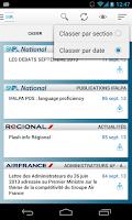 Screenshot of SNPL