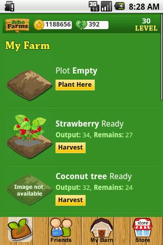 ibibo-farms for android screenshot