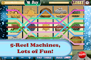 Screenshot of Mayan Jackpot Slots of Vegas
