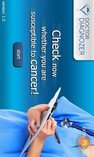 Cancer Test Dr Diagnozer
