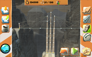 Screenshot of Bridge Constructor PG FREE