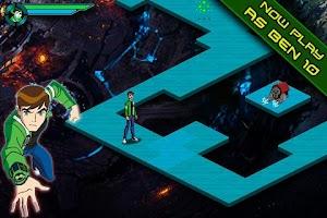 Screenshot of Ben 10 Ultimate Alien AA