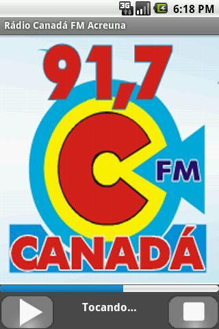 Rádio Canadá FM Acreuna