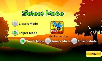 Screenshot of Bird Hunting Free
