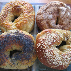 Basic Bagel (For the Bread Machine)