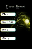 Screenshot of Soccer Warrior Survival