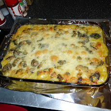 Gg's Chicken Casserole for a Crowd