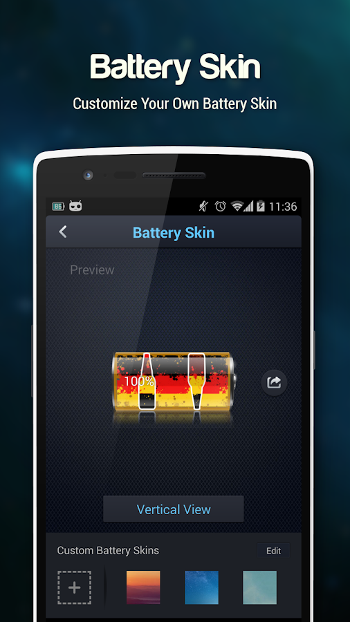 DU Battery Saver PRO & Widgets Screenshot 5