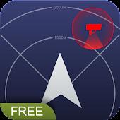 GPS АнтиРадар (детектор) FREE APK Descargar