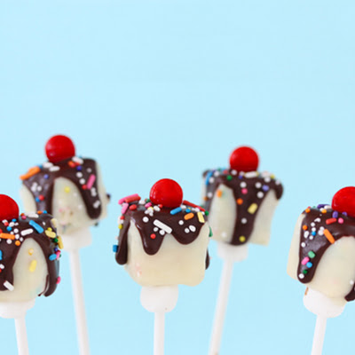 Funfetti Cheesecake Pops