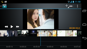 Screenshot of Movie Studio Video Maker