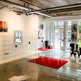 Boutique invisible - 2 by Bruno Gallant - Buildings & Architecture Other Interior ( interior design, montreal, quebec, store, decoration )