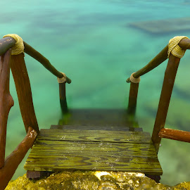 Getting downstairs  by Joao Carvalho - Nature Up Close Water