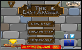 Screenshot of The Last Archer