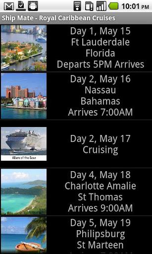 Ship Mate - Royal Caribbean