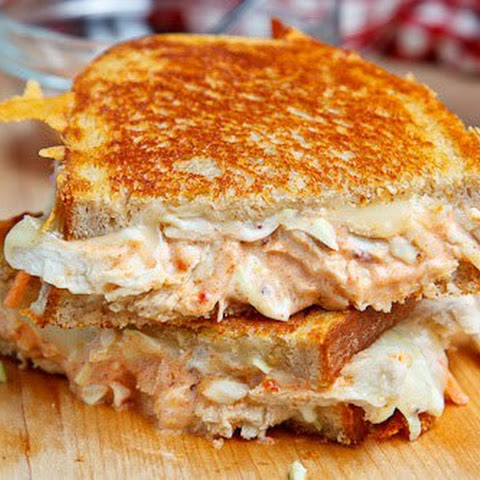 The Rachel Sandwich (aka Roast Turkey Reuben Sandwich)