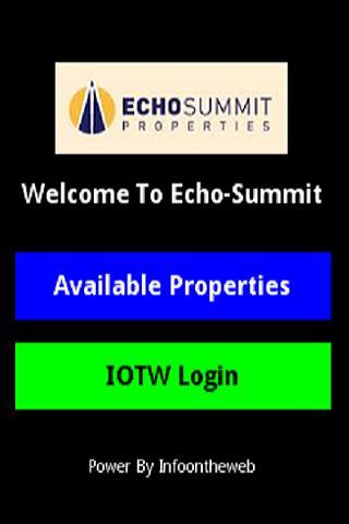 Echo-Summit