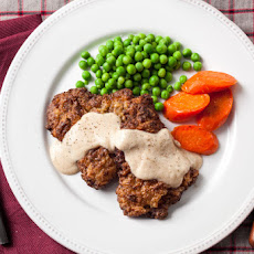 Chicken-Fried Steak with Country Gravy Recipe