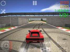 Screenshot of Gods of Drifting