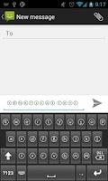 Screenshot of Text Styler Keyboard - Sphere
