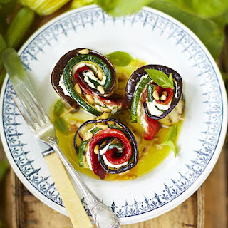 Summer Vegetable Roll-ups