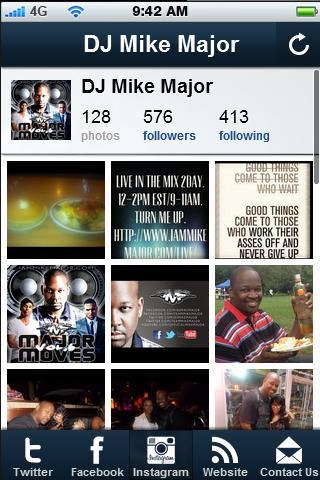 DJ Mike Major