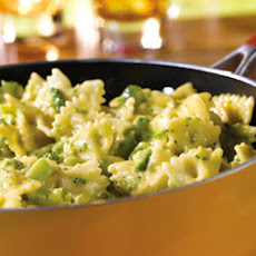 Creamy Dijon Bowties with Broccoli