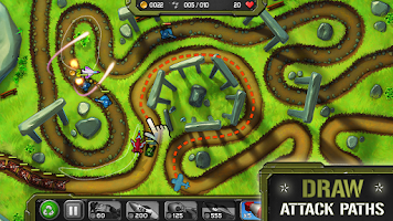 Screenshot of Air Patriots