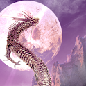 Moon Dragon Fullmoon icon