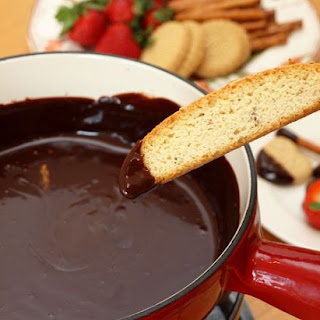 Chocolate Fondue Without Alcohol Recipes