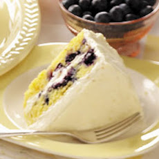 Blueberry Citrus Cake Recipe