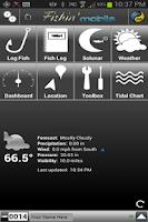 Screenshot of Fishing Mobile