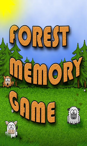 Forest Memory Game