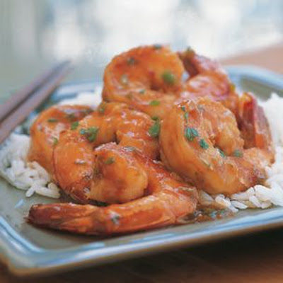 Chili-Garlic Prawns
