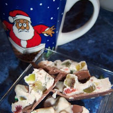 Kiwi Fruit & Strawberry Bark