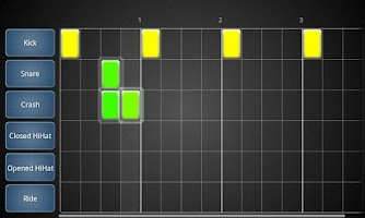 Screenshot of Drum Pads Free