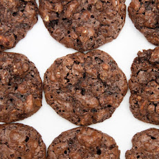 Flourless Chocolate-Pecan Cookies