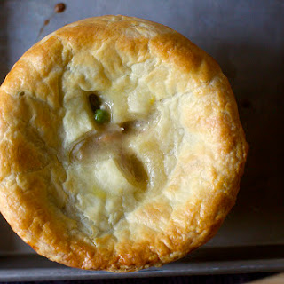 Better Chicken Pot Pies