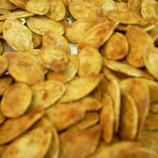 Spicy Pumpkin Pie Seeds