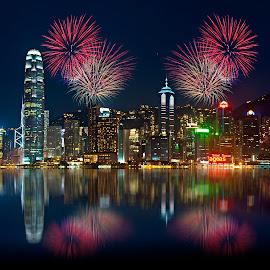 HK9 by Jovi Mirabueno - City,  Street & Park  Skylines