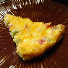 Bacon Cheese Frittata