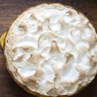 Buttermilk Pie With Meringue Recipes