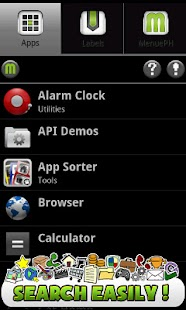 App Sorter - screenshot