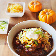 Drunken Pumpkin Chili