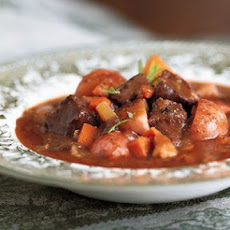Beef Stew with Chestnuts