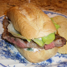 The Westerner Steak Sandwich