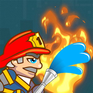 Fire Stopper – a challenging physics puzzler game