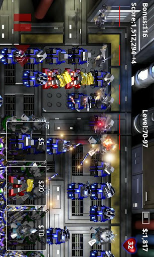 robo-defense for android screenshot
